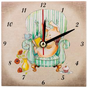 Часы Britney (10 см) Arti-M