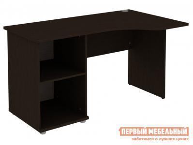 Письменный стол  Мерлен 776 Венге Уют сервис. Цвет: венге