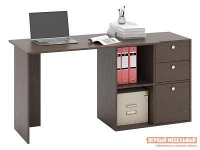 Письменный стол  Прайм-48 Венге МФ Мастер. Цвет: венге