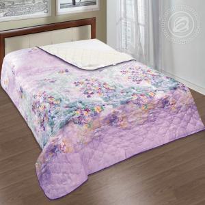 Покрывала, подушки, одеяла для малышей АРТПОСТЕЛЬ. Цвет: сиреневый