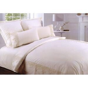 Комплект полутораспальный AB-SG 09 Вальтери. Цвет: белый