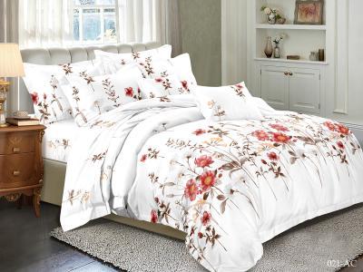 Комплекты постельного белья Cleo. Цвет: кремовый