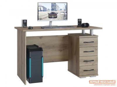 Компьютерный стол  КСТ-106.1 Дуб Делано Сокол. Цвет: светлое дерево