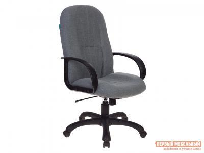 Кресло руководителя  T-898AXSN 10-128 Серый, ткань Бюрократ. Цвет: серый