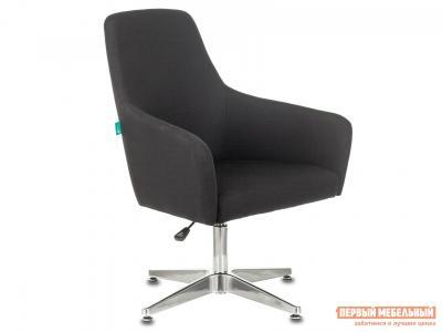 Офисное кресло  CH-390 Черный, ткань Бюрократ. Цвет: черный