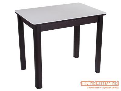 Кухонный стол  Румба ПР-М Белый 04 / Венге ВН *Домотека. Цвет: бежевый
