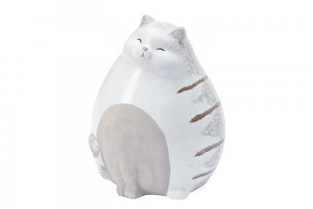 Декоративная фигурка Упитанный кот Hoff