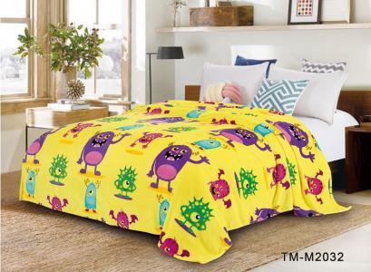 Покрывала, подушки, одеяла для малышей Цветные сны