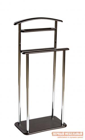Напольная вешалка  Костюмная Элдридж Венге Калифорния мебель. Цвет: венге