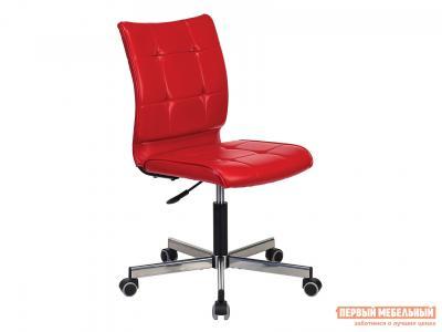 Офисное кресло  CH-330M Красный, иск. кожа Бюрократ. Цвет: красный