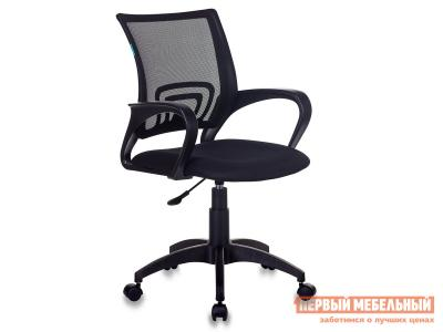 Офисное кресло  CH-695NLT TW-11 Черный, ткань / TW-01 сетка Бюрократ. Цвет: черный