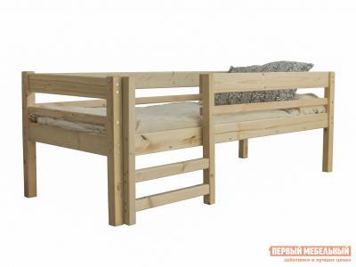 Детская кровать  Твинни / Тедди Натуральный Green Mebel. Цвет: светлое дерево