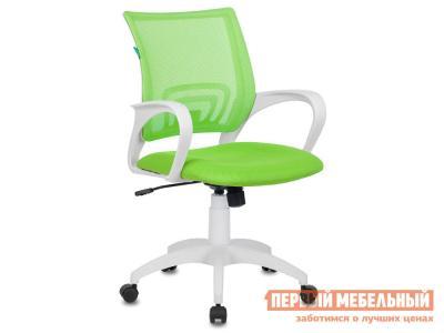 Офисное кресло  CH-W695N Сиденье TW-18, салатовый / Сетка TW-03A, Бюрократ. Цвет: зеленый