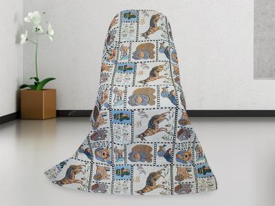 Покрывала, подушки, одеяла для малышей Адель