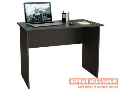 Компьютерный стол  письменный Милан-5 Венге МФ Мастер. Цвет: венге