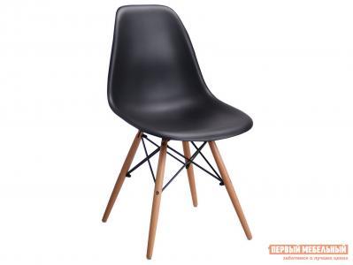 Стул  Eames Wood CC Черный Tetchair. Цвет: черный