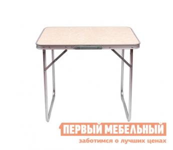 Стол для пикника  Р105 Миндальный мрамор Green Glade. Цвет: бежевый