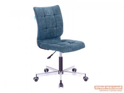 Офисное кресло  CH-330M LT-27 Темно-синий, велюр Бюрократ. Цвет: синий