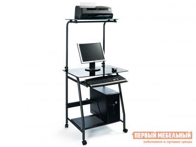 Компьютерный стол  Prima WRX-03 (ST-F1014) Стекло тонированное Tetchair. Цвет: серый