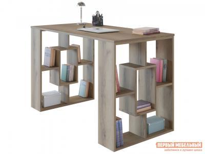 Письменный стол  СПм-15 Дуб Делано Сокол. Цвет: светлое дерево