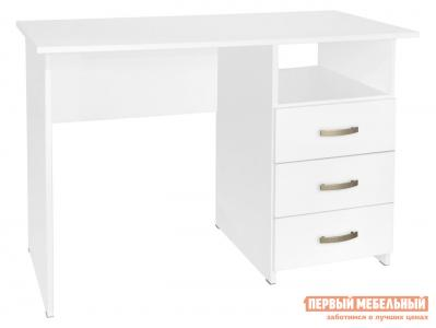 Компьютерный стол  СТМ-2 Белый Тайга. Цвет: белый