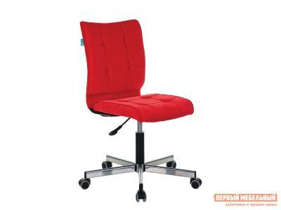 Офисное кресло  CH-330M Красный, вельвет Бюрократ. Цвет: красный