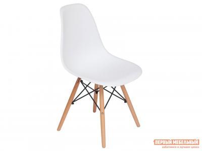 Стул  Eames Wood CC Белый Tetchair. Цвет: белый