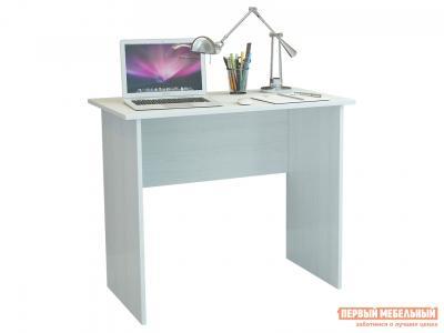 Компьютерный стол  Милан-85 Белый МФ Мастер. Цвет: белый