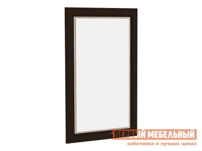 Настенное зеркало  для прихожей Мерлен ЗП1 Венге / Дуб Атланта Уют сервис. Цвет: светлое дерево