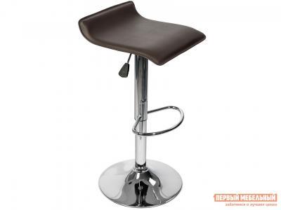 Барный стул  hi-tec NEW Коричневый, искусственная кожа STOOL GROUP. Цвет: коричневый