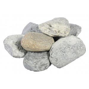 Камень для печи (39x30x14 см) 3490 Банные штучки. Цвет: серый