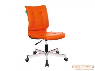 Офисное кресло  CH-330M Оранжевая иск. кожа OR-20 Бюрократ. Цвет: оранжевый